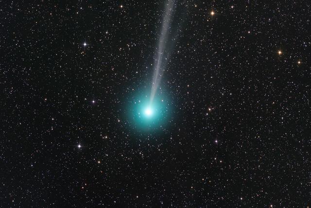 画像: Comet Lovejoy