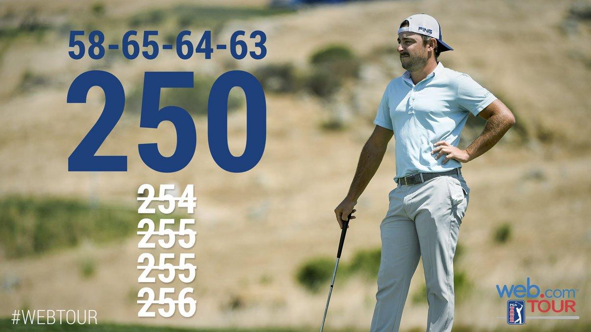 画像: ヒントは初日「58」。ヒゲの無名ゴルファーが成し遂げた「250」の奇跡 - Thumbs Up Golf