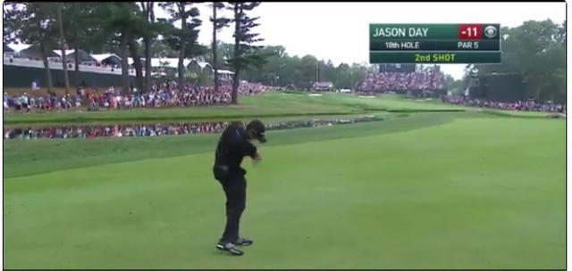 画像: 554ヤード、2アイアン2アイアン1パット。君は全米プロ最終日のショット・オブ・ザ・「デイ」を見たか⁉︎ - Thumbs Up Golf
