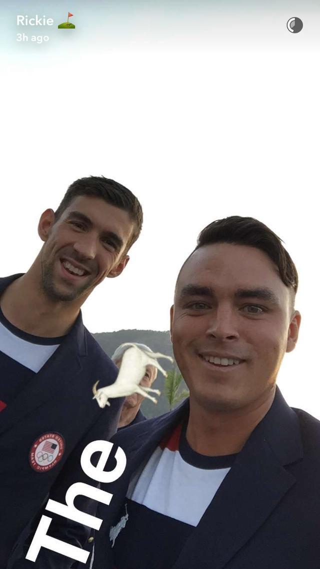 画像: Olympic Golf on Twitter twitter.com