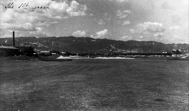 画像: 昭和14年9月ごろまで使われていた浜コース(鳴尾競馬場跡)