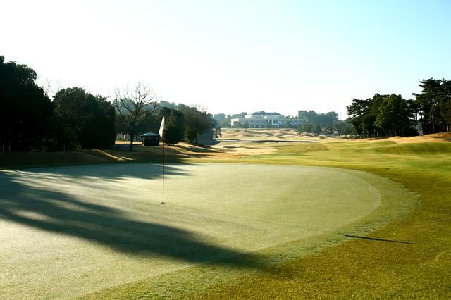 画像: 【おはようゴルフ倶楽部】  成田ヒルズ CC【#18】