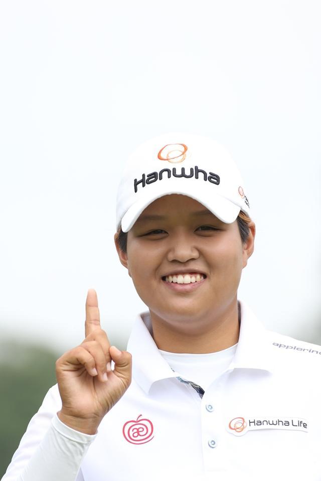 画像: LPGAでの登録名は「ハル・ノムラ」の野村敏京(はるきょう)