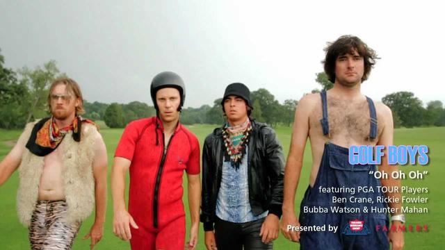 画像: Golf Boys - Oh Oh Oh (Official Video) www.youtube.com