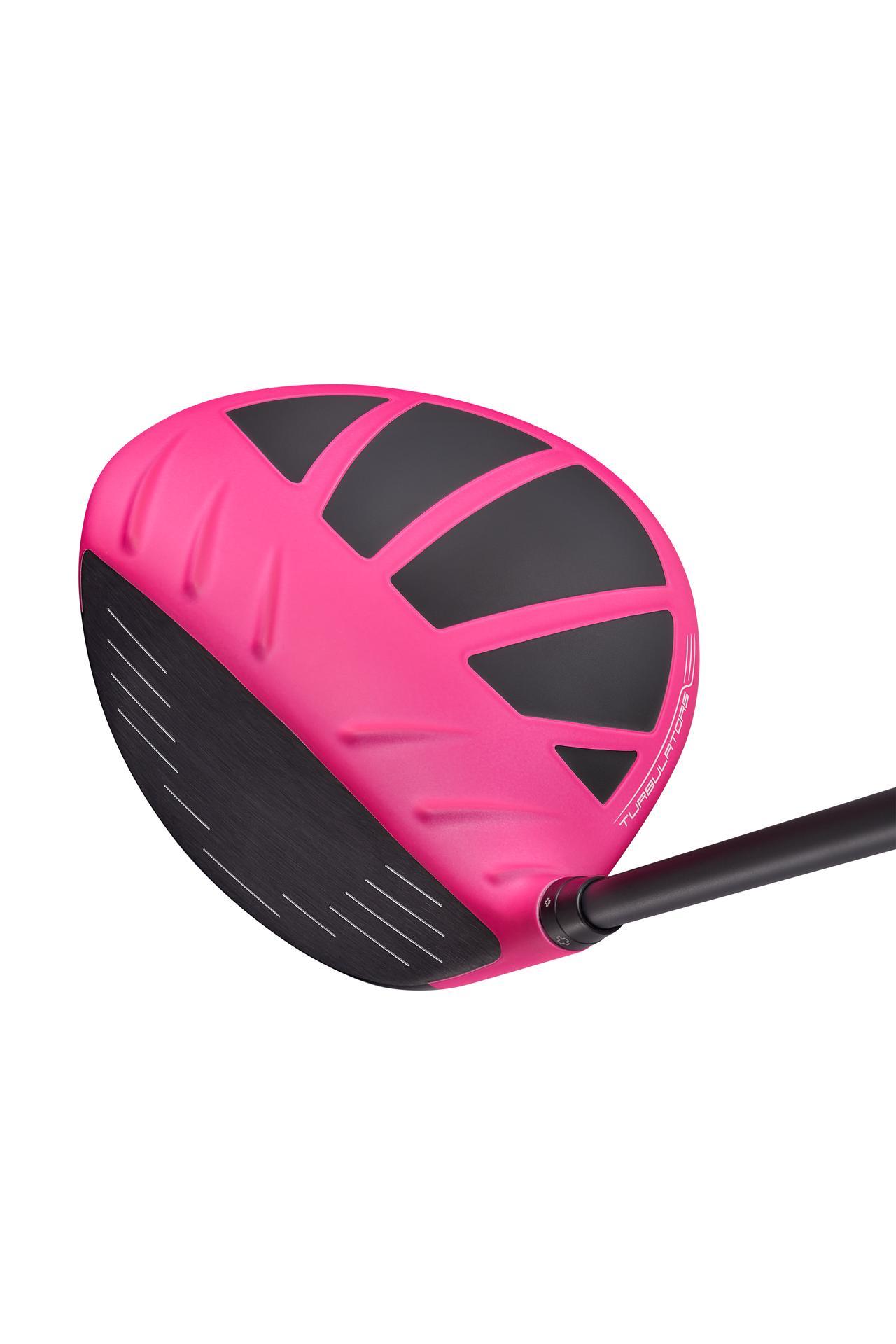 画像1: そして最新モデル「Gドライバー」でもピンクドライバーが発売