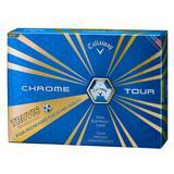 画像: CHROME TOUR TRUVIS ボール 製品情報 | キャロウェイゴルフ Callaway Golf 公式サイト