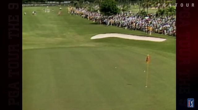 画像: 跳ね上がったボールがさらにピンと重なっていき…… www.youtube.com