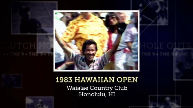 画像: Signature Shot | Isao Aoki at the 1983 Hawaiian Open www.youtube.com