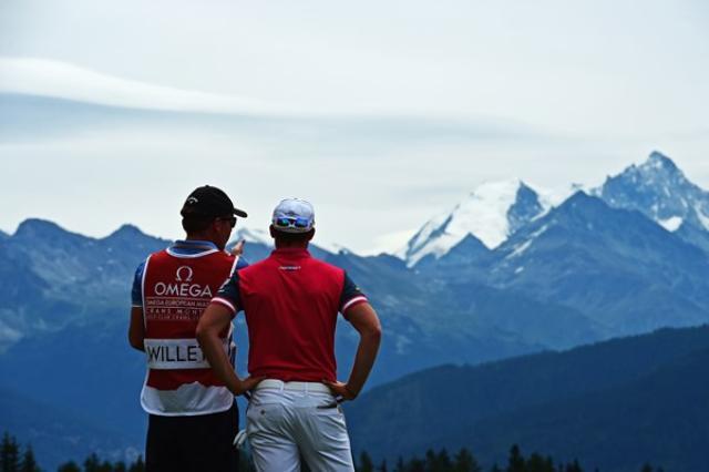 画像: オメガヨーロピアンマスターズの知っておくべきアラカルト - European Tour