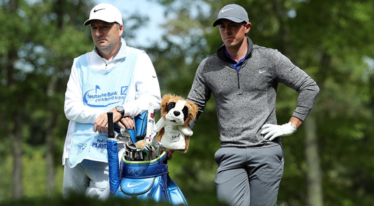 画像: Winner's bag: Rory McIlroy, Deutsche Bank Championship