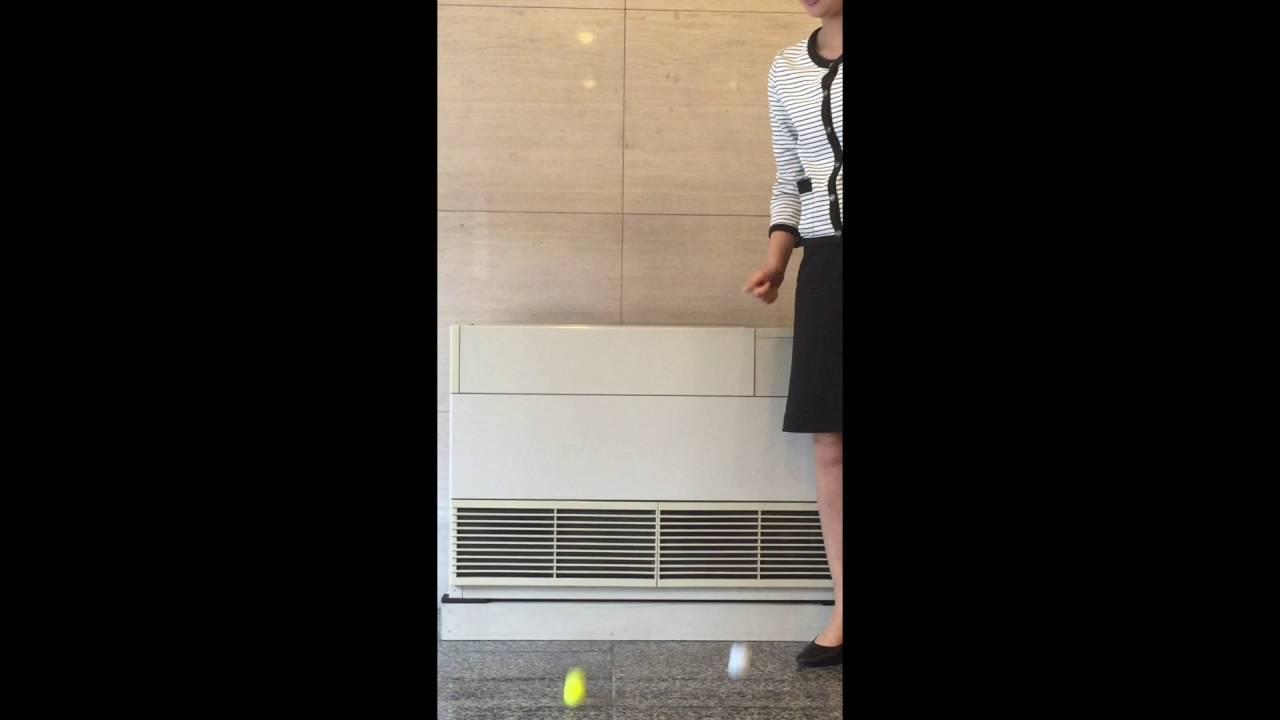 画像: 【実験】高反発ボールは本当に反発するの? youtu.be