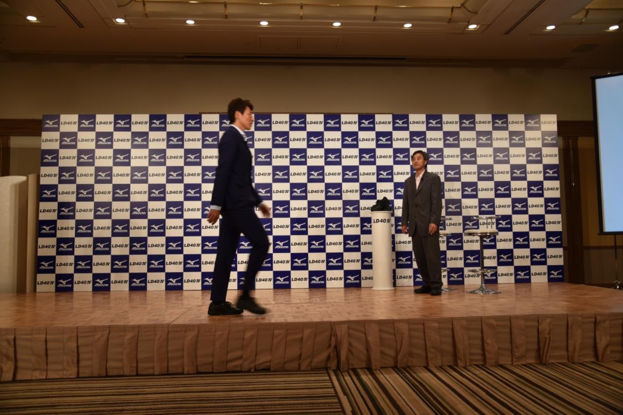 画像4: 「歩きの型を、脳裏に刻め!」松岡修造、ウォーキングを語る