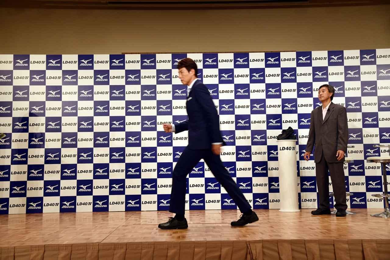 画像: なるべく大股で歩くと、運動効果が高まるという