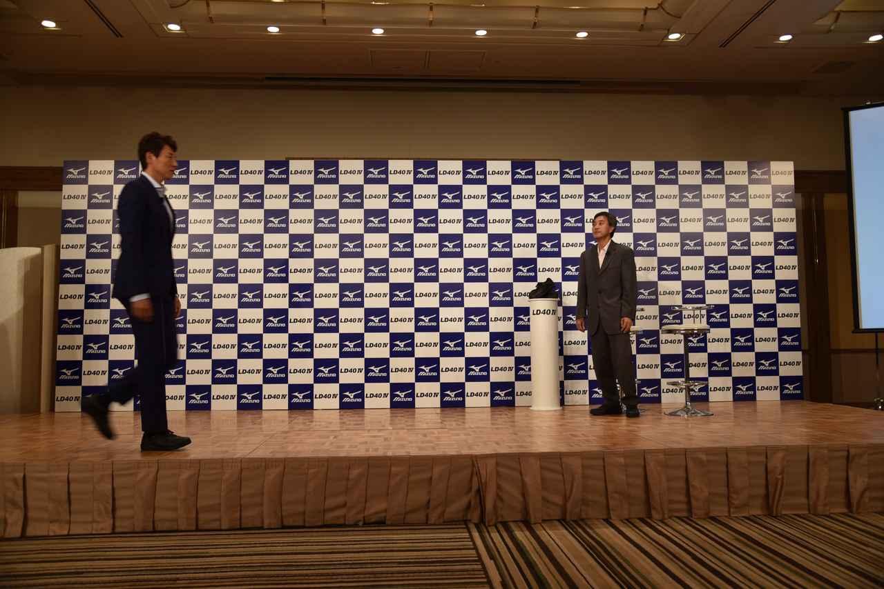 画像2: 「歩きの型を、脳裏に刻め!」松岡修造、ウォーキングを語る
