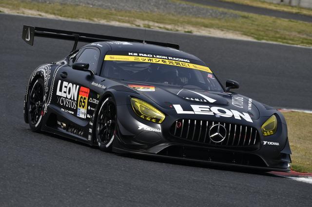 画像: 岡山国際サーキットでの開幕戦を制したのは、No.65 LEON CVSTOS AMG-GT(黒澤治樹/蒲生尚弥)。チームとしては、参戦4年目にして念願の初優勝を獲得!です。