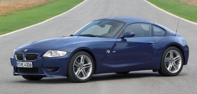 画像: Z4の中でも、Mクーペは別格扱い。中古車市場でも少しお高めですが、その価値は十分にあります。
