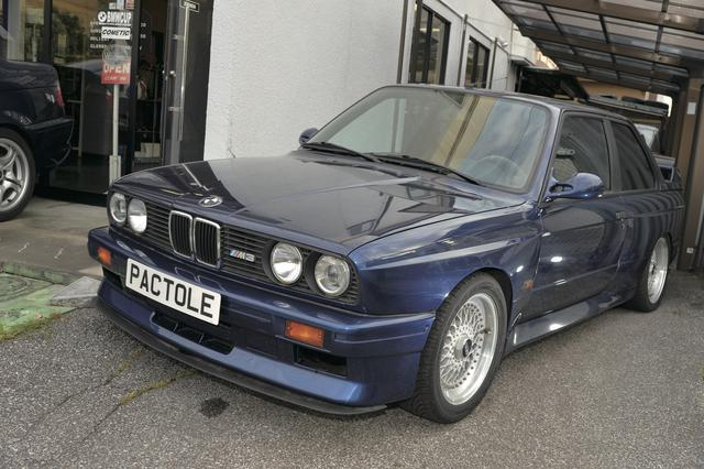画像: 1988年式 BMW M3(E30型) 価格応談