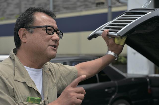 画像: お祖父さん、お父さん、そして石川社長…輸入車メカニックの三代目は、「よき時代」のメルセデス・ベンツにベタぼれ! なのです。 www.totalaccess.co.jp