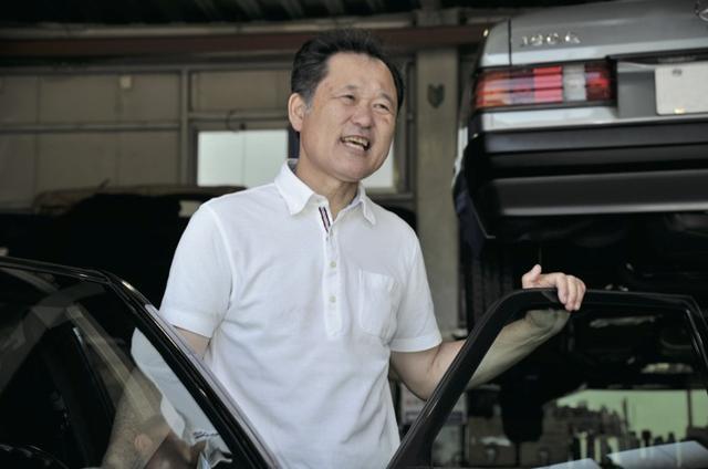 画像: 80年代の124/126を中心に、素性のしっかりした極上車を販売してくれるアイディング。パーツの在庫も豊富で、日本中から頼りにされている。もちろん白濱社長の人柄も、頼りにされる理由のひとつだ。 www.i-ding.com