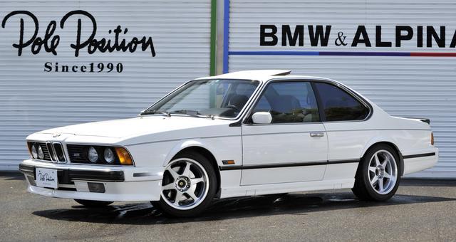 画像: 1988年式 BMW635CSi  302万4000円なり