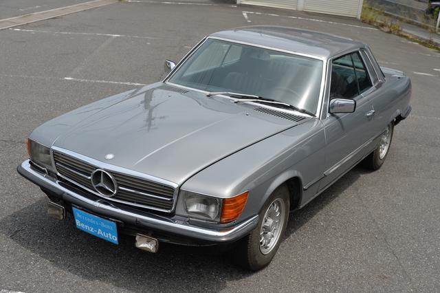 画像: 1979年式 メルセデス・ベンツ 450SLC 4.0 498万円ナリ