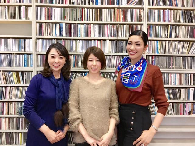画像1: 2月25日の放送は 北欧ジャーナリストの堀紋子さんをスタジオにお迎えしました!
