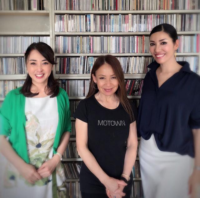 画像: 今週は八神純子さんをゲストにお迎えしました♡