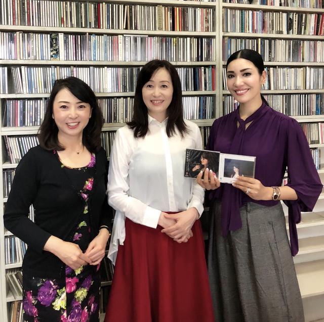 画像1: ゲストにジャズピアニストの木住野佳子さん♪
