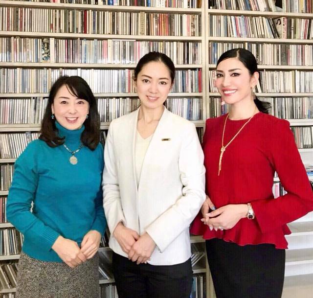 画像: 2月のゲスト~日本化粧品検定協会 代表理事 小西さやかさん♪
