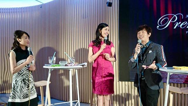 画像2: 公開録音イベント『アン ミカのレディオ・フィーカ PREMIUM NIGHT presented by VOLVO CAR JAPAN』 ゲストに有村昆さんをお迎えしました!