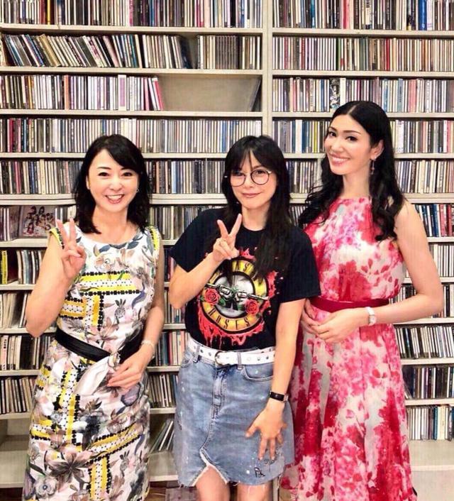 画像: 相川七瀬さんをお迎えしました!