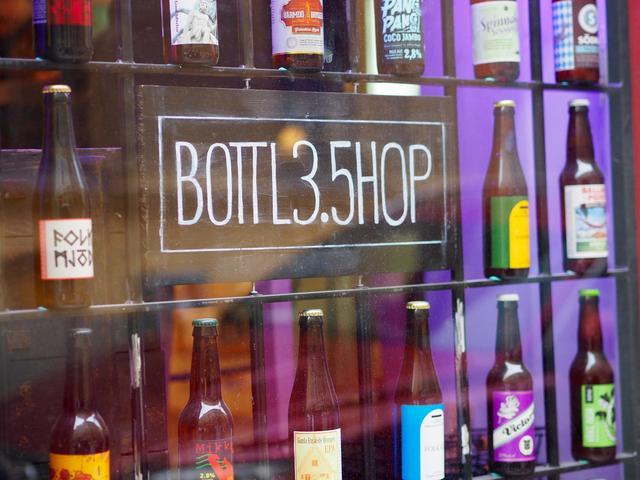 画像: 勝手にオクトーバーフェスト!  スウェーデン初のライトビール専門店 Bottle Shop