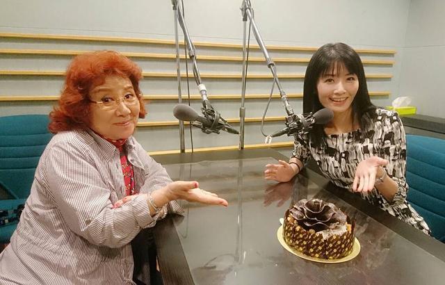 画像: 今週の「野沢雅子 IN MY WORLD」は祝放送50回目!