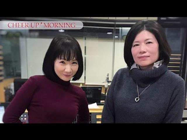 画像: 第2回 後半:FM OH! 4月8日(TFM 4月9日)OA【平松愛理 CHEER UP! MORNING】 www.youtube.com
