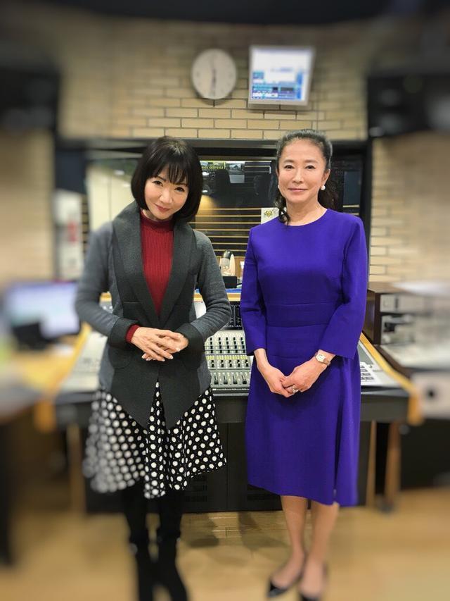 画像: 今週も世界のプリマドンナ・中丸三千繪さん登場!