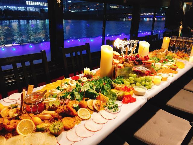 画像: ★こんな素敵なケータリング…食べたいですよねー!