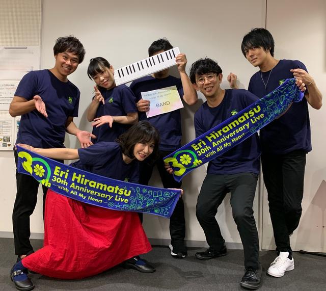 画像1: 平松愛理さんデビュー30周年ライブスペシャル!今週は大阪編やで。