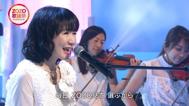 画像: 【ZOZO歌謡祭】平松愛理 / 部屋とYシャツと私 Ver.(120秒) youtu.be