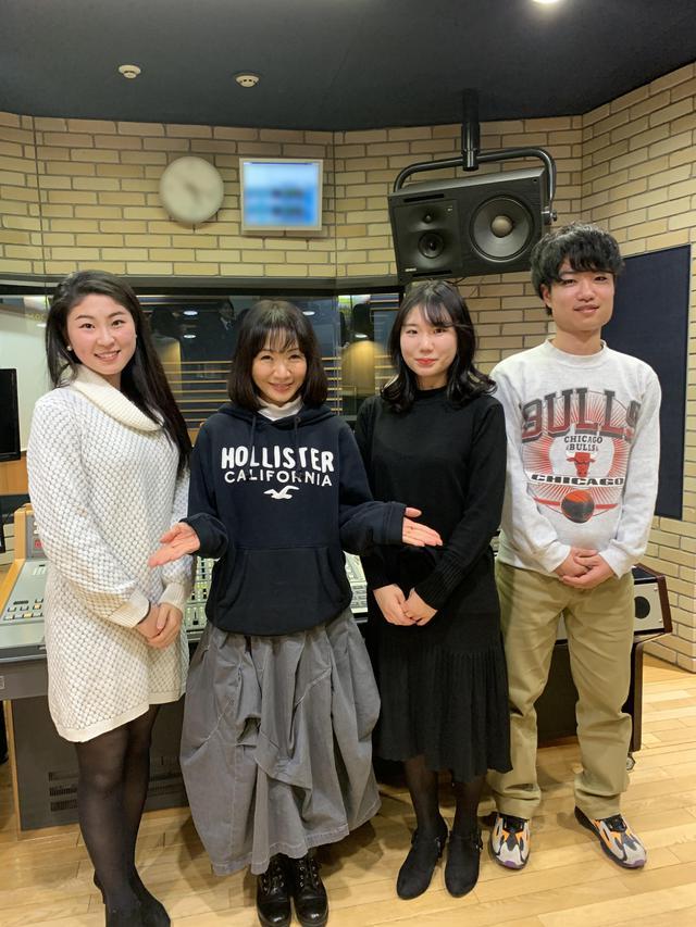 画像: 「ヒラマツ応援団」のゲストは関西大学SDGsキャンパスサポーターのみなさん。