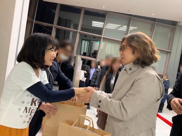 画像: ★当日、急遽名古屋からいらっしゃった、ドットーレ山口さんと。