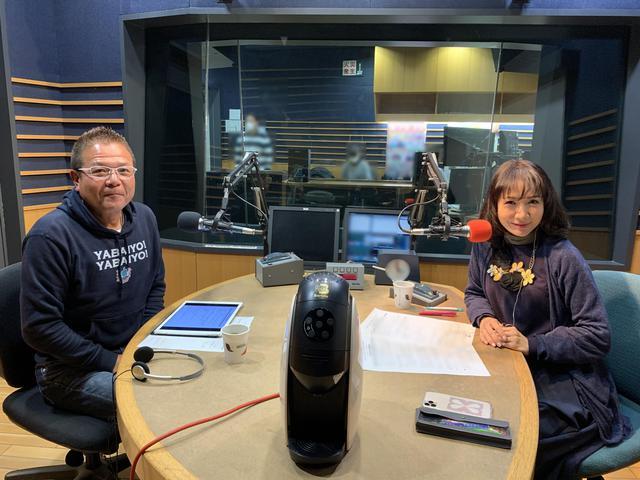 画像: 「ヒラマツ応援団」のゲストは関西ドローン安全協議会・髙本浩一さん。