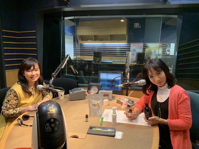 画像: 「ヒラマツ応援団」のゲストはゆらぎスタイル・岡山栄子さん。