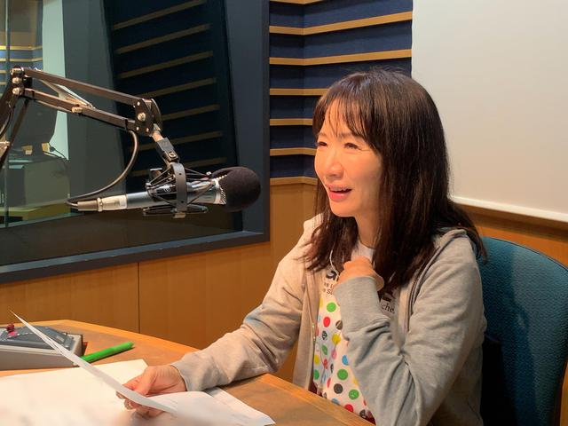 画像: ★岡村孝子さん、電話出演ありがとうございました!