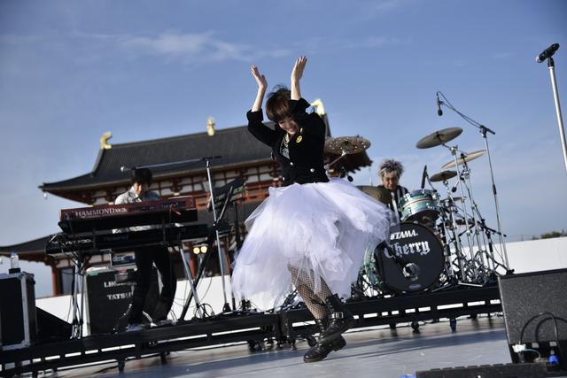 画像11: SOLIDEMO・矢井田瞳・LINDBERGが出演! 「平城京天平祭 FM OSAKA Dramatic LIVE」