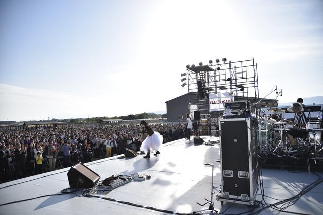 画像12: SOLIDEMO・矢井田瞳・LINDBERGが出演! 「平城京天平祭 FM OSAKA Dramatic LIVE」