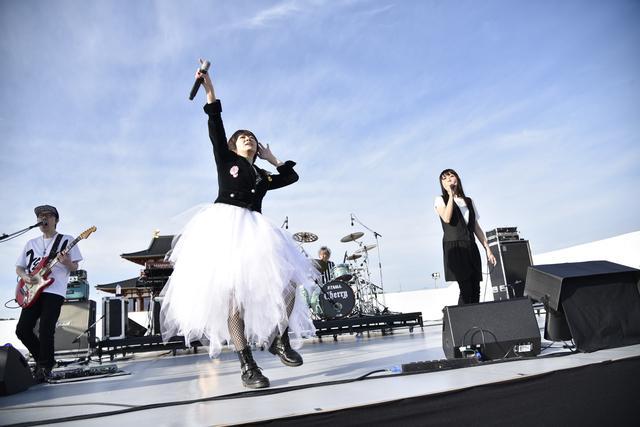 画像13: SOLIDEMO・矢井田瞳・LINDBERGが出演! 「平城京天平祭 FM OSAKA Dramatic LIVE」