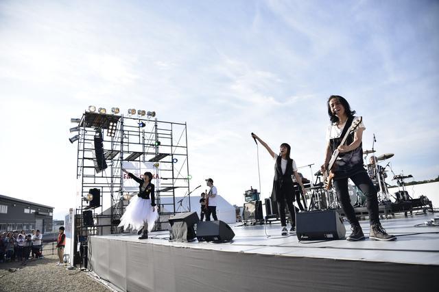 画像14: SOLIDEMO・矢井田瞳・LINDBERGが出演! 「平城京天平祭 FM OSAKA Dramatic LIVE」