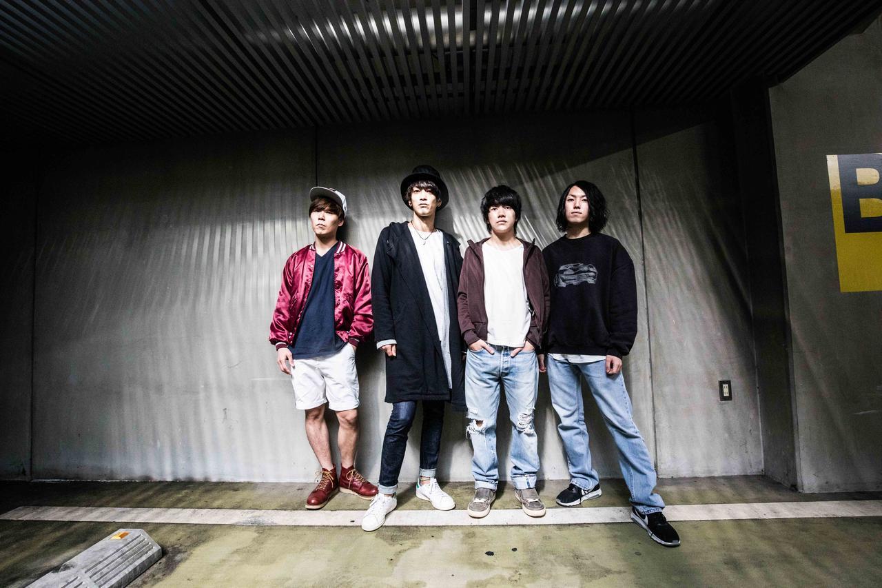 画像14: 『FM OSAKA E∞Tracks LIVE』初開催に向け、ラックライフ×Shout it Outのスペシャル対談が実現!<後編>