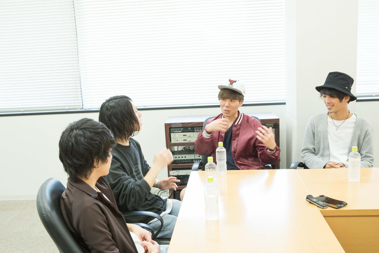 画像7: 『FM OSAKA E∞Tracks LIVE』初開催に向け、ラックライフ×Shout it Outのスペシャル対談が実現!<前編>