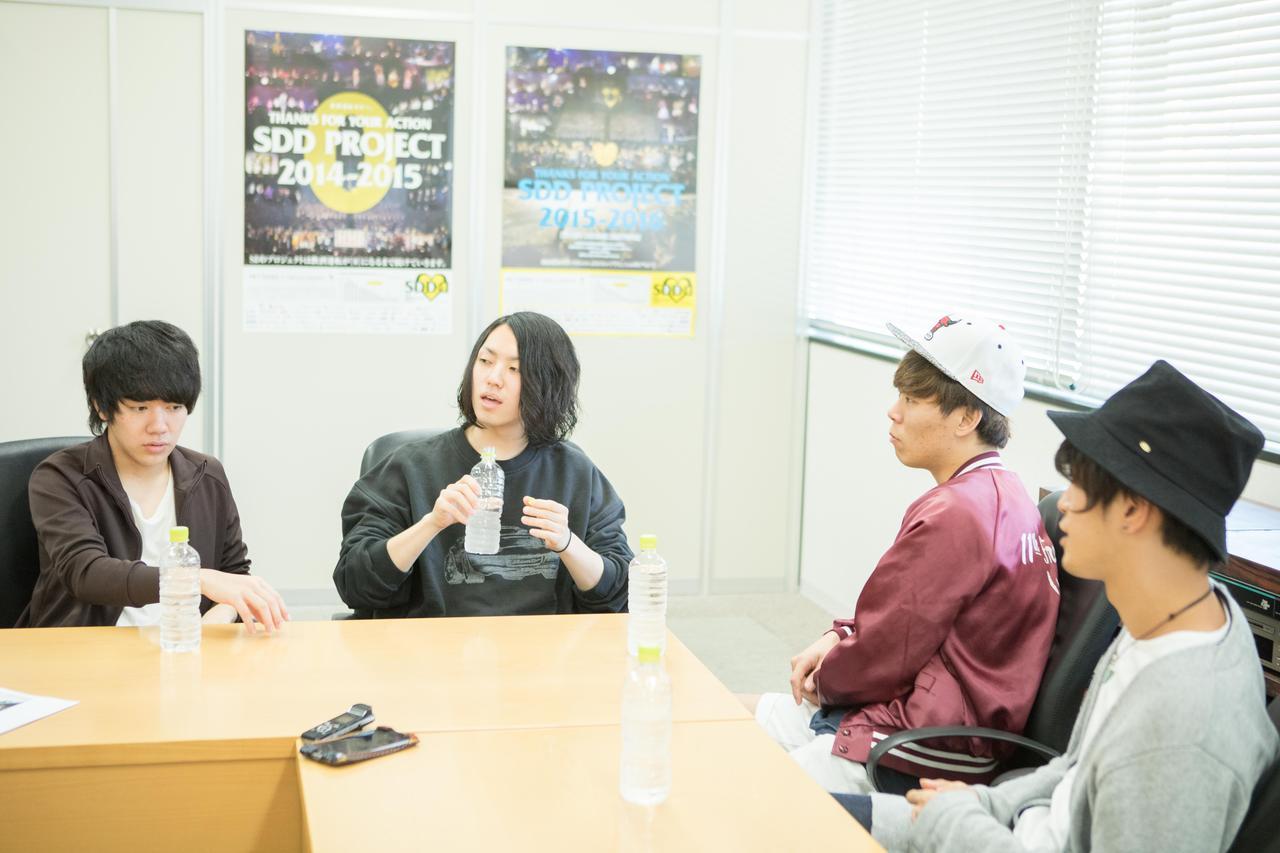 画像9: 『FM OSAKA E∞Tracks LIVE』初開催に向け、ラックライフ×Shout it Outのスペシャル対談が実現!<後編>
